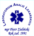 Laboratorium Rybnik - Laboratorium analiz lekarskich mgr. Piotr Zieliński